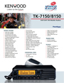 Advanced Wireless Solutions TK-7150 Manual