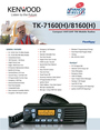 Advanced Wireless Solutions TK-7160(H) Manual