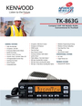 Advanced Wireless Solutions TK-863G Manual