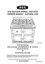 Aga Ranges dc6 Owner Manual