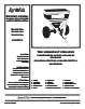 Agri-Fab 45-02114 Owner Manual