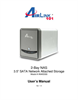 Airlink101 ANAS550 User Manual