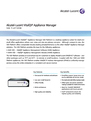 Alcatel-Lucent 500 Manual