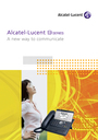 Alcatel-Lucent 9 Series Manual