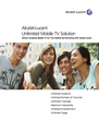Alcatel-Lucent Mobile TV Manual