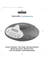 Alcatel Carrier Internetworking Solutions Conference Phone Manual