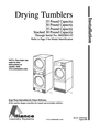 Alliance Laundry Systems 70269701R4 Manual