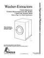 Alliance Laundry Systems B-Series Manual