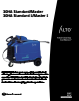 Alto-Shaam 30HA STANDARD I/MASTER I Owner Manual