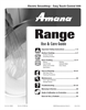 Amana 8113P487-60 Important Safety Instructions