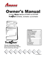 Amana ACF4205A Owner Manual