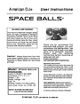 American DJ Space Balls Warranty
