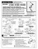 American Standard 1371 SERIES Installation Instructions