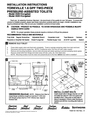 American Standard 2320 Elongated Installation Instructions