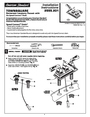 American Standard 2555.201 Installation Instructions