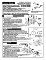 American Standard M968757D Installation Instructions