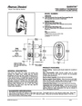 American Standard Two-Handle Thermostat Manual