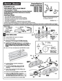 American Standard T970.702 Installation Instructions