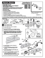 American Standard T980.702 Installation Instructions