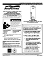 American Water Heater 317994-002 Installation Instructions