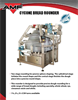 AMF Cycone Bread Rounder Manual