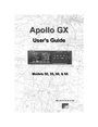 Apollo 50 Manual