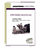 Armstrong World Industries ACUM110 Owner Manual