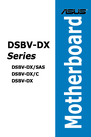 Asus DSBV-DX/SAS Manual