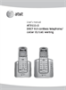 AT&T AT3111-2 User Manual
