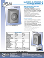 Atlas Sound SM12CXT-B Specifications