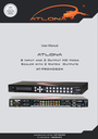Atlona AT-PROHD82M User Manual