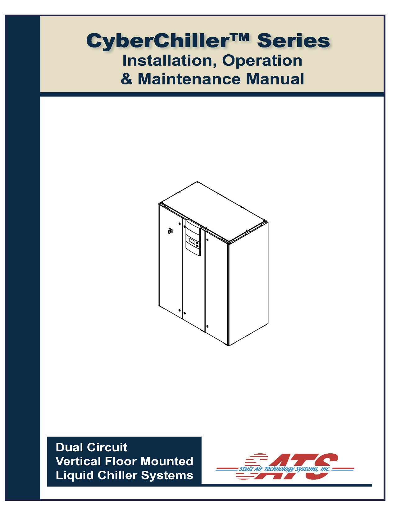 ATS CyberChiller Series Manual