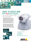 Axis Communications 2130 Manual