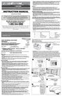 Black & Decker 5146603-00 Instruction Manual