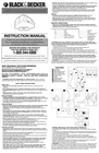 Black & Decker 5147205-00 Instruction Manual