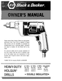 Black & Decker 1030-10 Manual