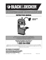 Black & Decker BDBS100 Instruction Manual