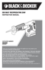 Black & Decker BDCD220RS Instruction Manual