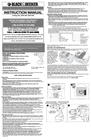 Black & Decker 5145557-03 Instruction Manual