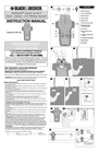 Black & Decker BDL110S Instruction Manual