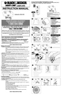 Black & Decker BDL210S Instruction Manual