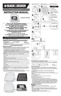 Black & Decker BDL220S Instruction Manual