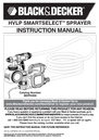 Black & Decker BDPH400 Instruction Manual