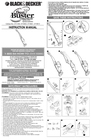Black & Decker 607540-00 Instruction Manual