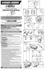 Black & Decker 598531-00 Instruction Manual