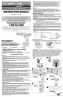 Black & Decker 5146604-00 Instruction Manual