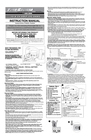 Black & Decker 5146961-02 Instruction Manual
