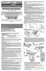 Black & Decker 5146608-00 Instruction Manual
