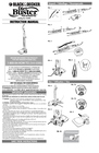 Black & Decker 243920-00 Instruction Manual