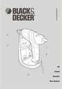 Black & Decker 496011-00 Manual